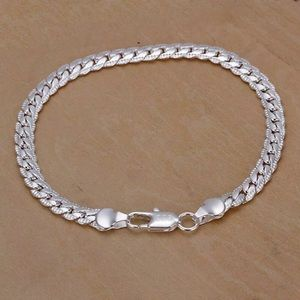 Jewelry - 925 Women Sterling Silver 5MM Bracelet